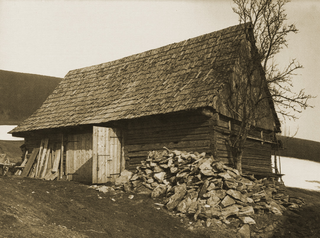 Horská stodola
