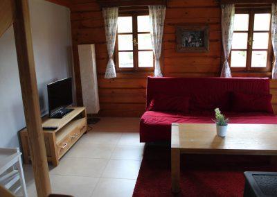 Apartmán Vozka