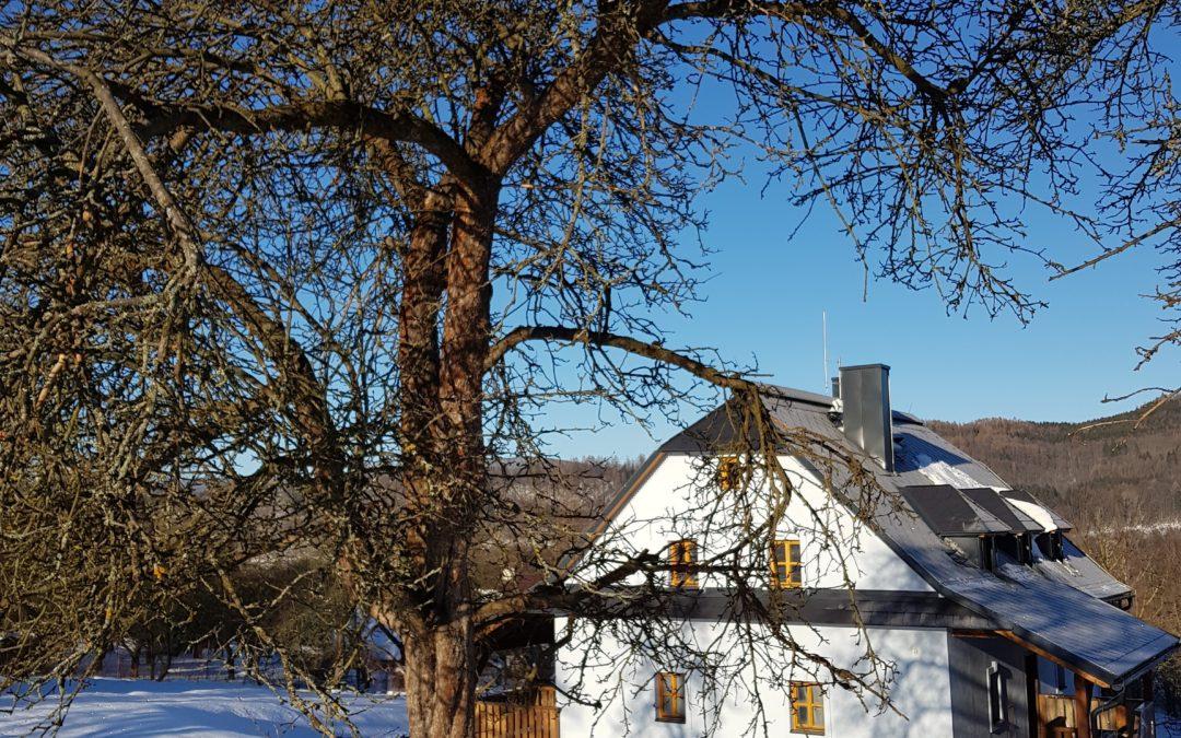 Obsazeno!Volný apartmán Vřesovka na Silvestr pro 6 osob 27.12. – 1.1.